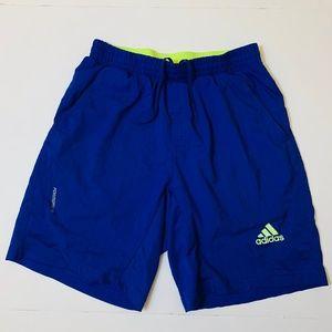 Adidas Blue Tennis Shorts